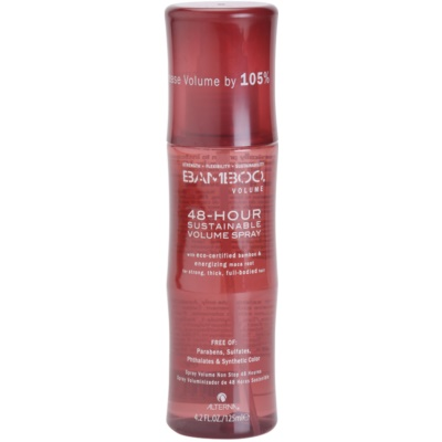 Alterna Bamboo Volume spray pour donner du volume