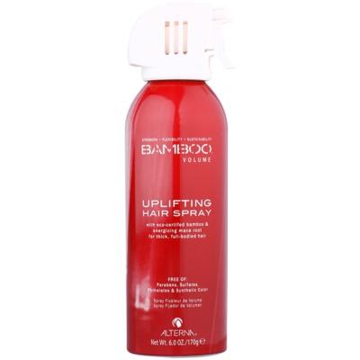Alterna Bamboo Volume spray paral cabello  para dar volumen desde las raíces