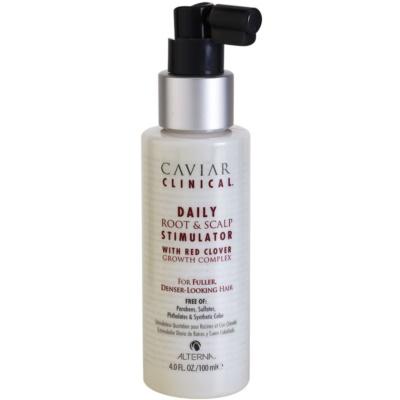 Alterna Caviar Clinical siero stimolante per cuoi capelluti e radici dei capelli