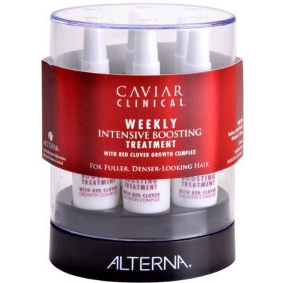 traitement intense de 7 jours pour cheveux fins ou clairsemés