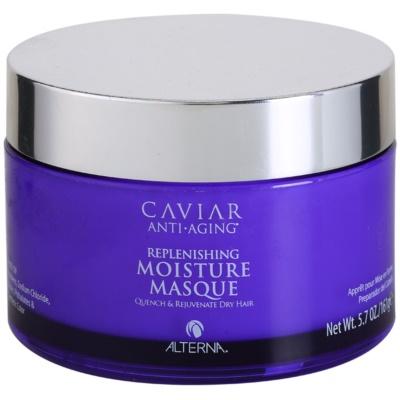 feuchtigkeitsspendende Maske mit Kaviar