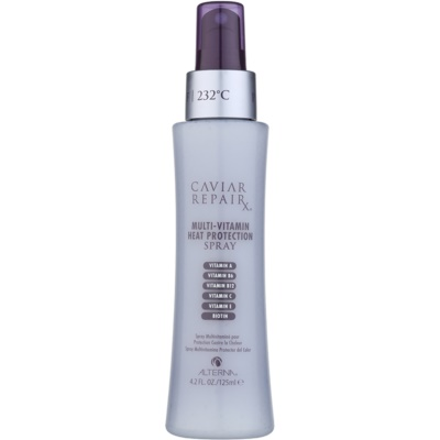 Alterna Caviar Repair spray multivitaminico per proteggere i capelli dal calore