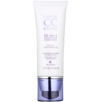 CC Creme für das Haar