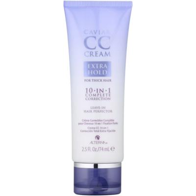 CC crème cheveux fixation extra forte