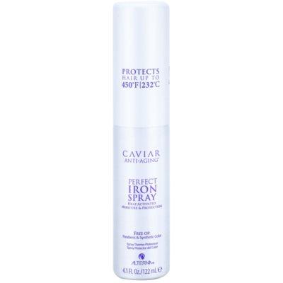 spray do ochrony włosów przed wysoką temperaturą