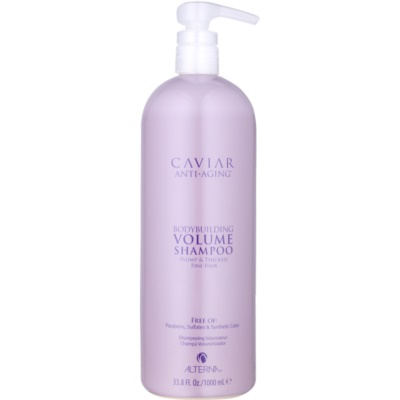 Alterna Caviar Volume Caviar Shampoo For Abundant Volume