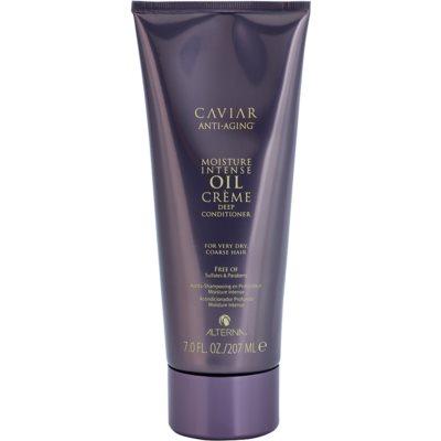 après-shampoing hydratant pour cheveux très secs et rêches