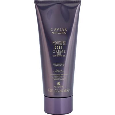 Alterna Caviar Moisture Intense Oil Creme хидратиращ балсам за много суха и груба коса