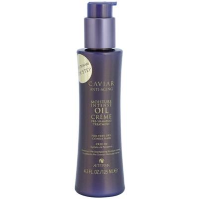 soin avant-shampoing pour cheveux très secs