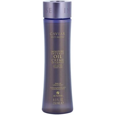 Alterna Caviar Moisture Intense Oil Creme σαμπουάν για πολύ ξηρά μαλλιά