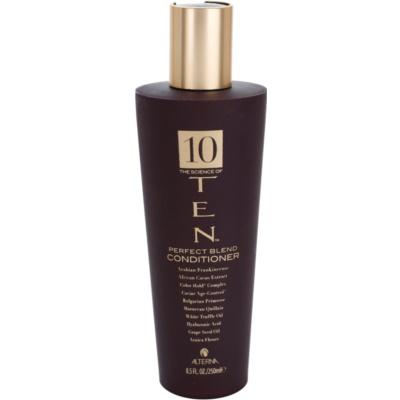 après-shampoing hydratant pour tous types de cheveux