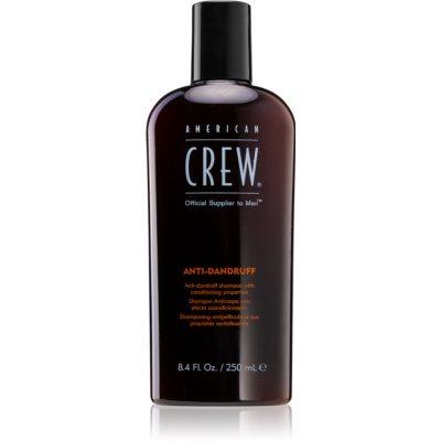 American Crew Hair & Body Anti-Dandruff шампоан против пърхот за регулиране на себума