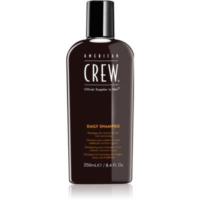 šampón pre normálne až mastné vlasy