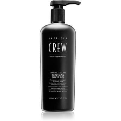 American Crew Shave & Beard Precision Shave Gel gel za britje za občutljivo kožo