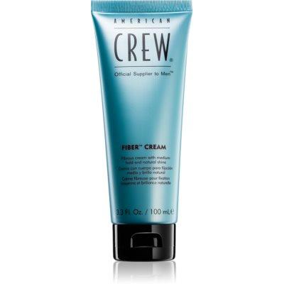 American Crew Styling Fiber Cream gel coiffant pour une fixation moyenne et une brillance naturelle