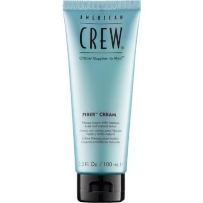 American Crew Styling crema para dar definición al peinado, fijación media y reflejos naturales