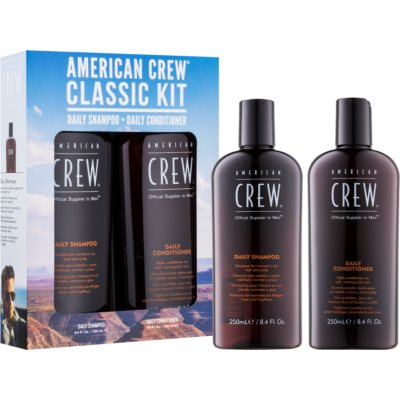 American Crew Classic coffret cosmétique VI.
