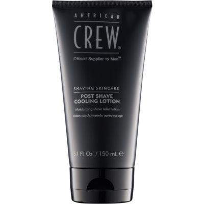 American Crew Shaving lotion hydratante et apaisante après-rasage