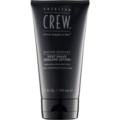 American Crew Shaving loção hidratante e apaziguante após barbear
