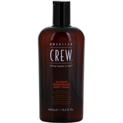 American Crew 24 Hour гель для душа з дезодоруючим ефектом 24 години