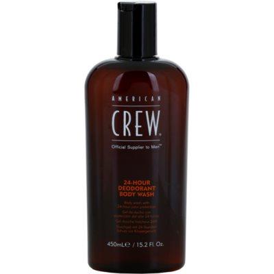 American Crew 24 Hour душ-гел с ефект на дезодорант 24 часа