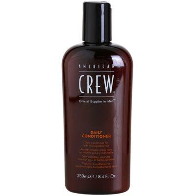 après-shampoing à usage quotidien