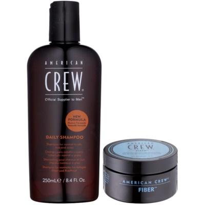 American Crew Classic zestaw kosmetyków I.