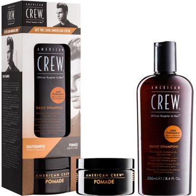 American Crew Classic косметичний набір III.