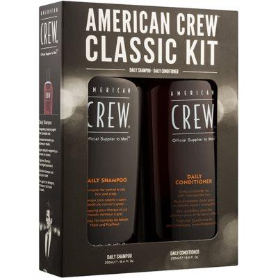 American Crew Classic косметичний набір V.