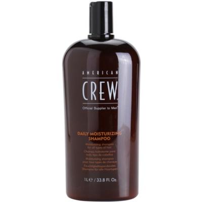 American Crew Classic champú hidratante