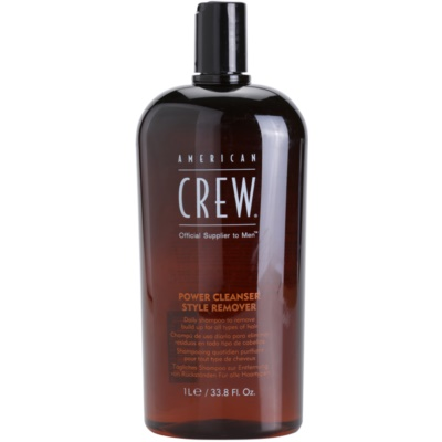American Crew Classic shampoing purifiant à usage quotidien