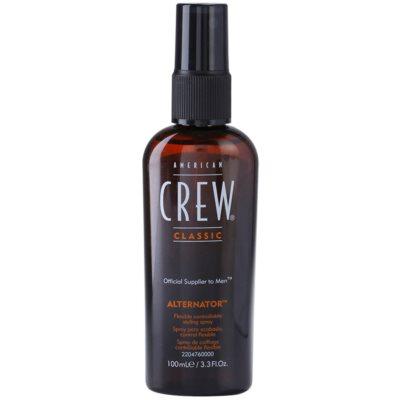 spray cheveux fixation et forme
