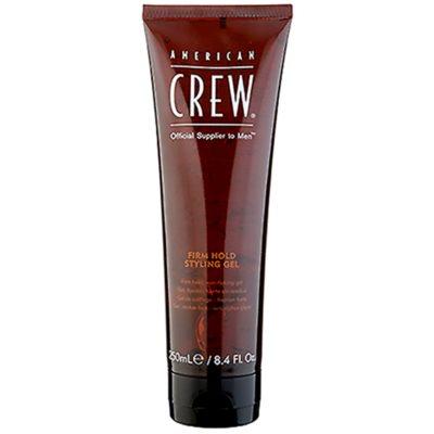 American Crew Classic gel styling fixação forte