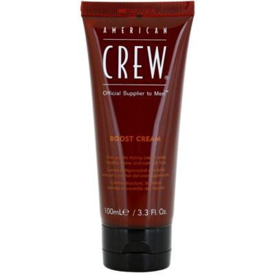 Volume Styling Cream For Healthy Shine
