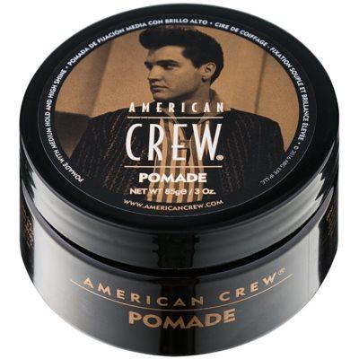 American Crew Classic pomada fijación media