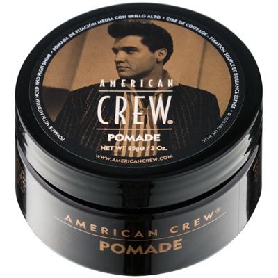American Crew Classic pomada para el cabello con brillo intenso