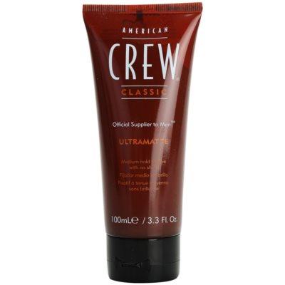 American Crew Classic gel za lase za mat videz