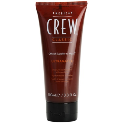 Hair Styling Gel for a Matte Look
