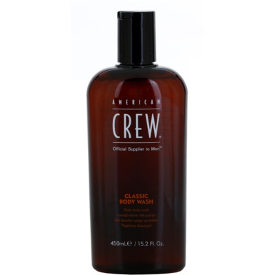 American Crew Classic Shower Gel For Everyday Use