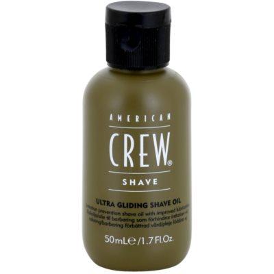 olej na holení proti podráždení a svědění pokožky