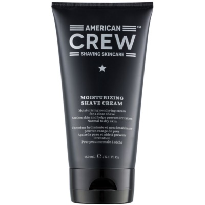 Moisturizing Shave Cream For Normal And Dry Skin