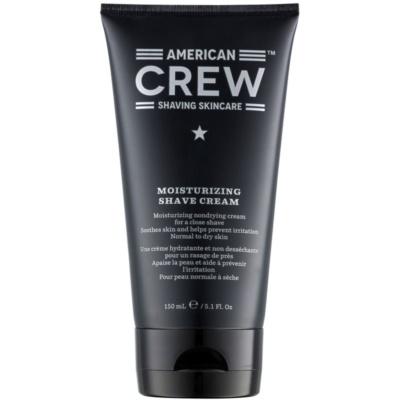 American Crew Shave crema da barba idratante per pelli normali e secche