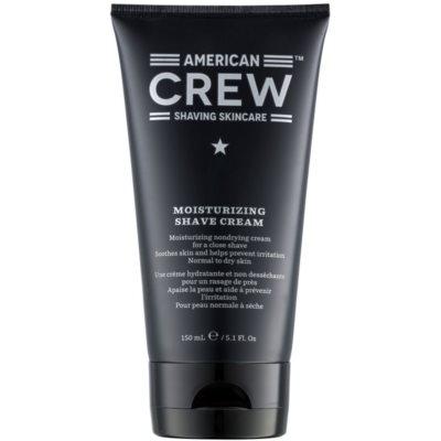 зволожуючий крем для гоління для нормальної та сухої шкіри