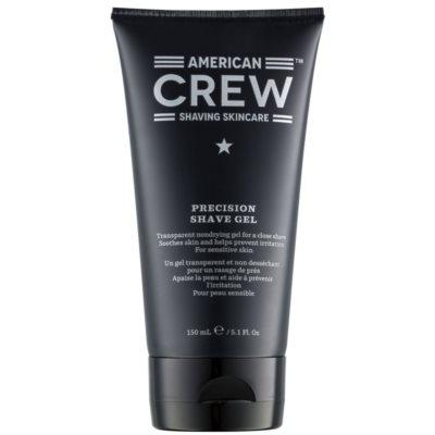 American Crew Shaving gel per rasatura per pelli sensibili