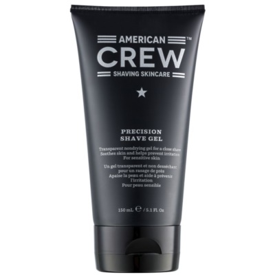 American Crew Shaving gel de rasage pour peaux sensibles