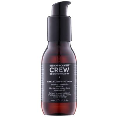 American Crew Shave aceite suavizante para barba