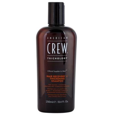 American Crew Trichology szampon odbudowujący włosy zwiększający gęstość włosów