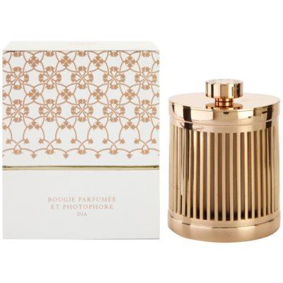 lumanari parfumate  195 g stand
