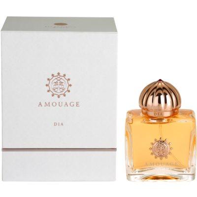Amouage Dia Eau de Parfum voor Vrouwen