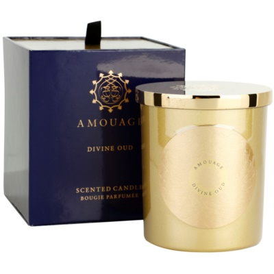 Amouage Divine Oud Scented Candle